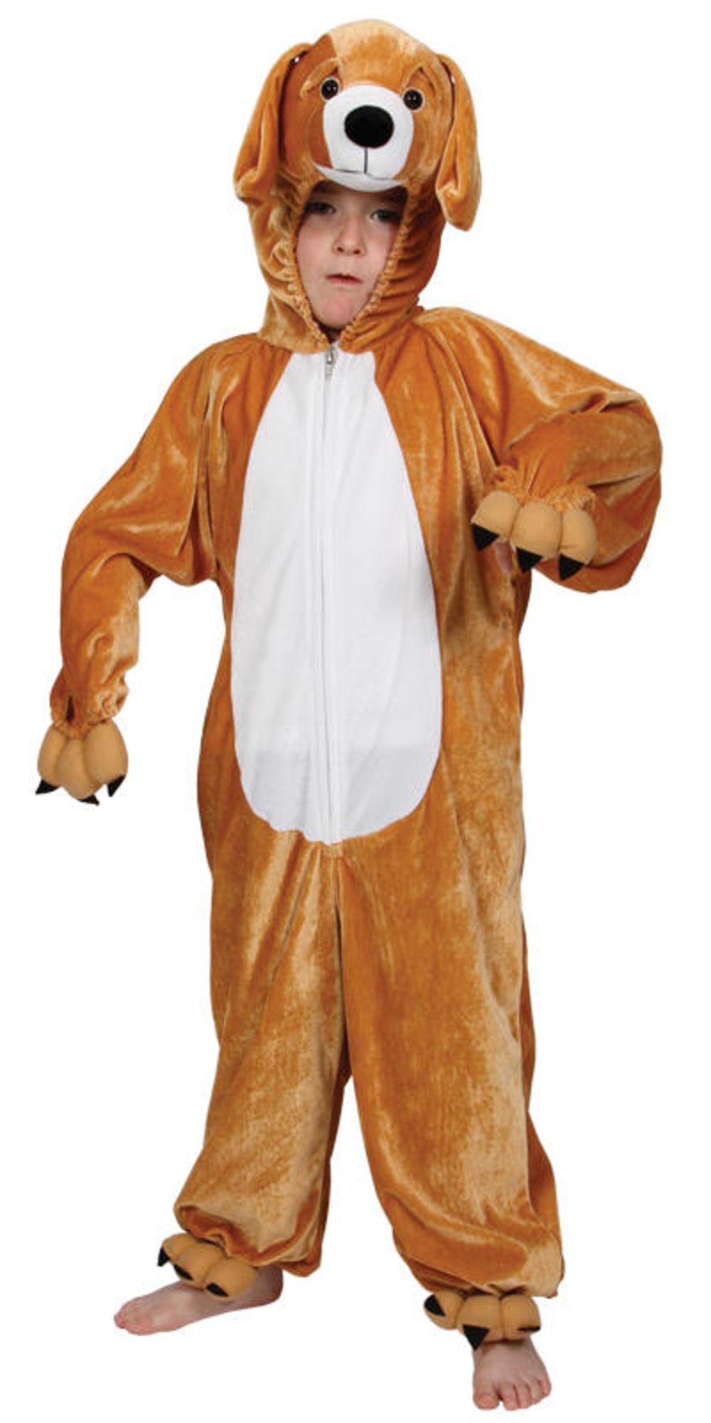 Puppy Dog Kids Fancy Dress Pet Animal Boys Girls World Book Day Costume Outfit
