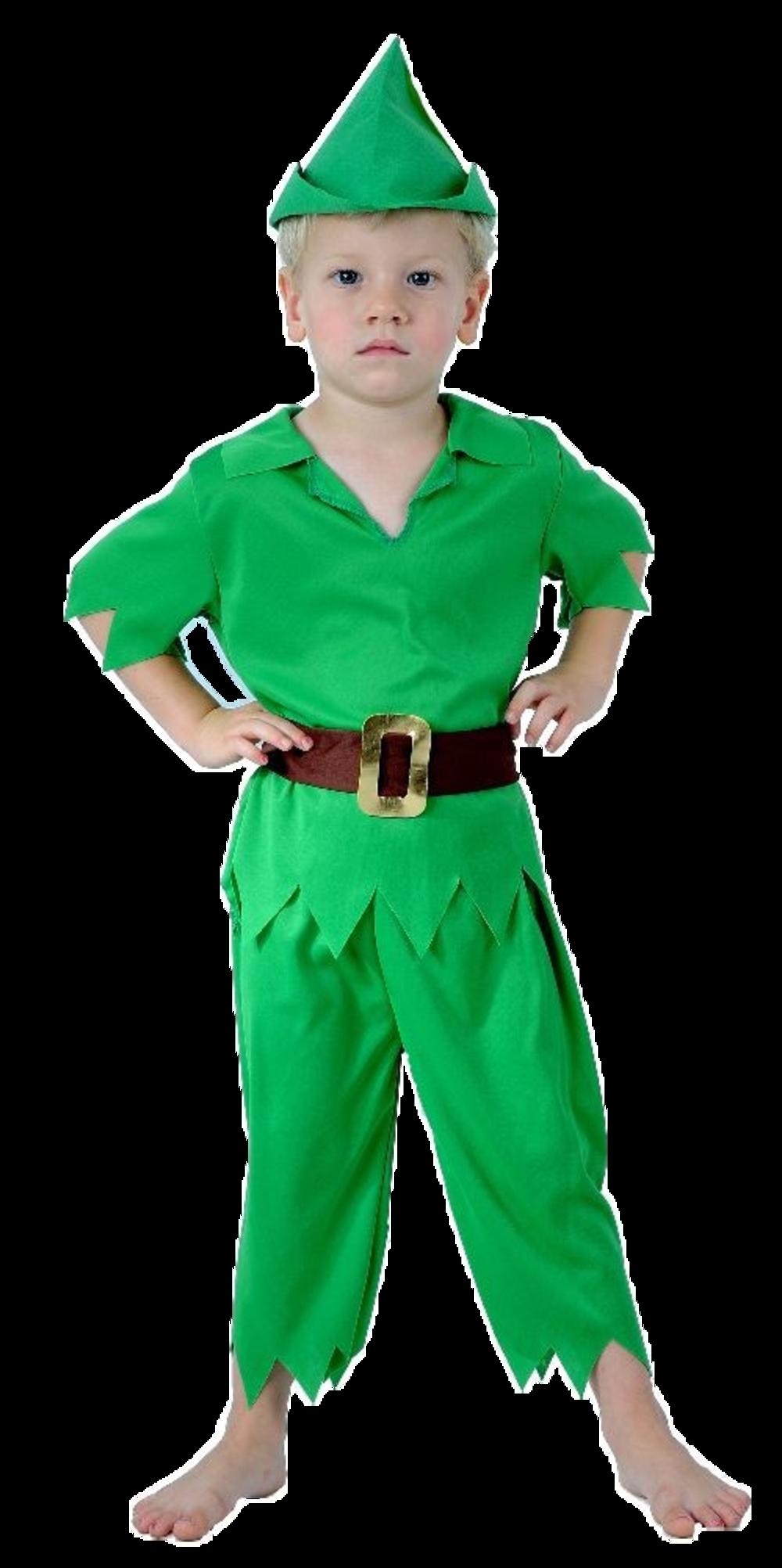 Kid's Peter Pan Costume