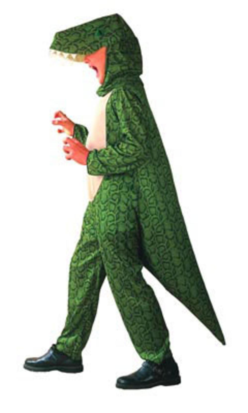Dinosaur Fancy Dress Boys Girls Kids Child Animals Book Week Costume Ages 4-12