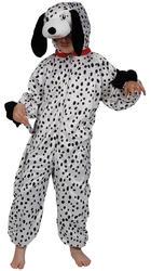 Dalmation Kids Fancy Dress Animal Dog Boys Girls World Book Day Costume Outfit