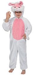 Kids Easter Bunny Rabbit Animal Fancy Dress Child Boys Girls Costume Kids 3-11