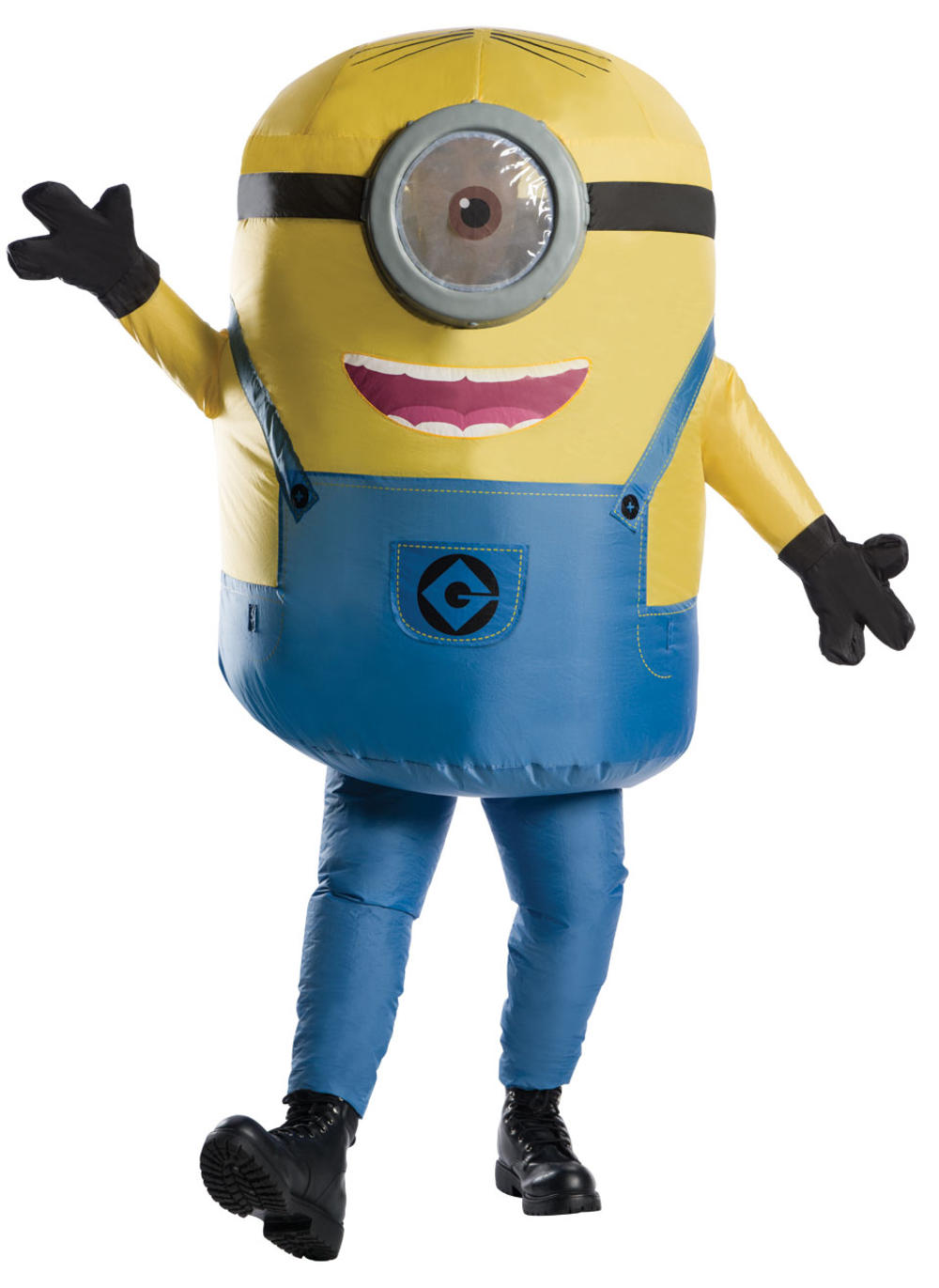 Inflatable Minion Stewart Adults Costume
