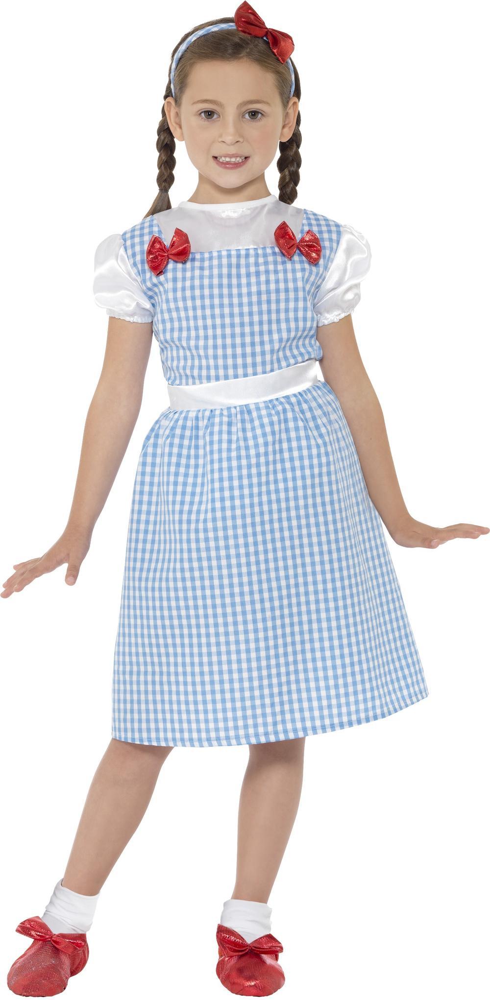 Girls Country Girl Costume