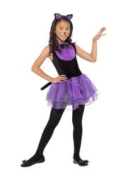 Cat Tutu Girls Fancy Dress Kitten Kids Childrens Animal Halloween Costume New