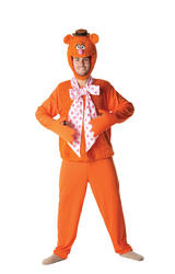 Deluxe Officially Licensed Fozzy Bear Costume