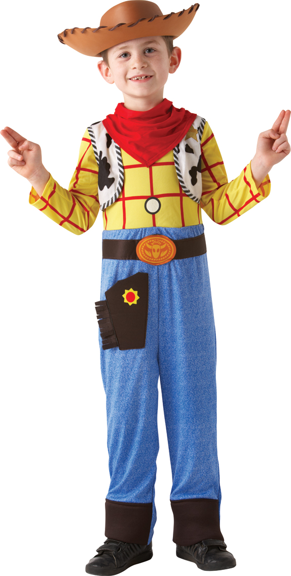 Boyu0027s Toy Story Deluxe Woody Costume  sc 1 st  Mega Fancy Dress & Boyu0027s Toy Story Deluxe Woody Costume | Disney Costumes | Mega Fancy ...