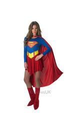 Supergirl Classic Costume