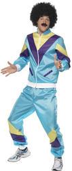 Deluxe Shellsuit Scouser Costume