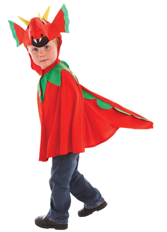Kids Friendly Dragon Halloween Costume