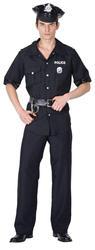 USA Policeman Costume