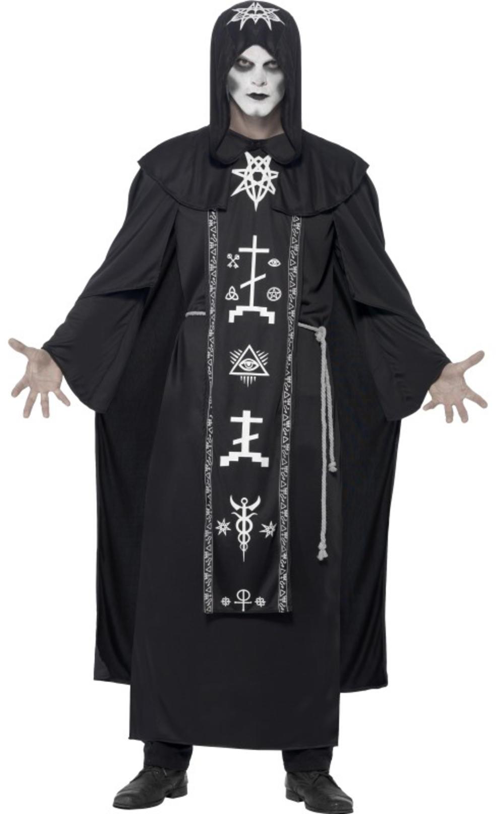 Dark Arts Ritual Adults Costume