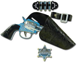 Cowboy Gun Set Childs Costume Accessory