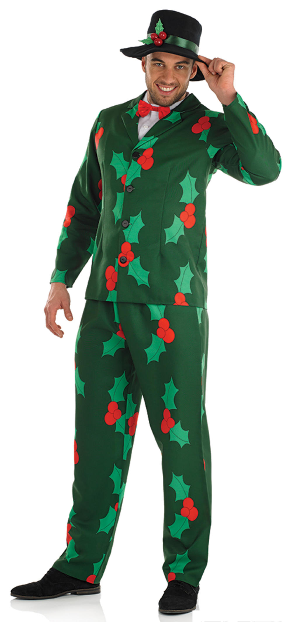 Christmas Gentlemen Costume