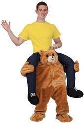 Carry Me Teddy Costume