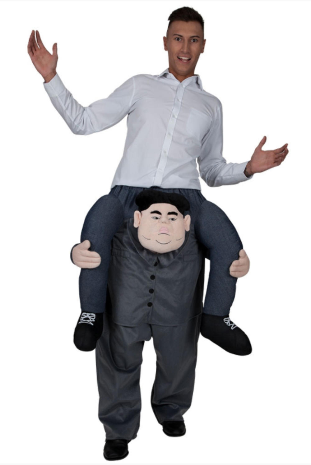 Carry Me Leader Costume