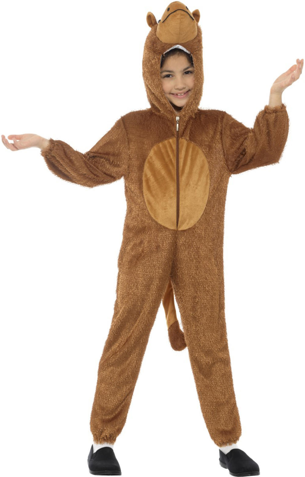 Camel Kids Fancy Dress Nativity Christmas Desert Animal Childrens Costume Outfit