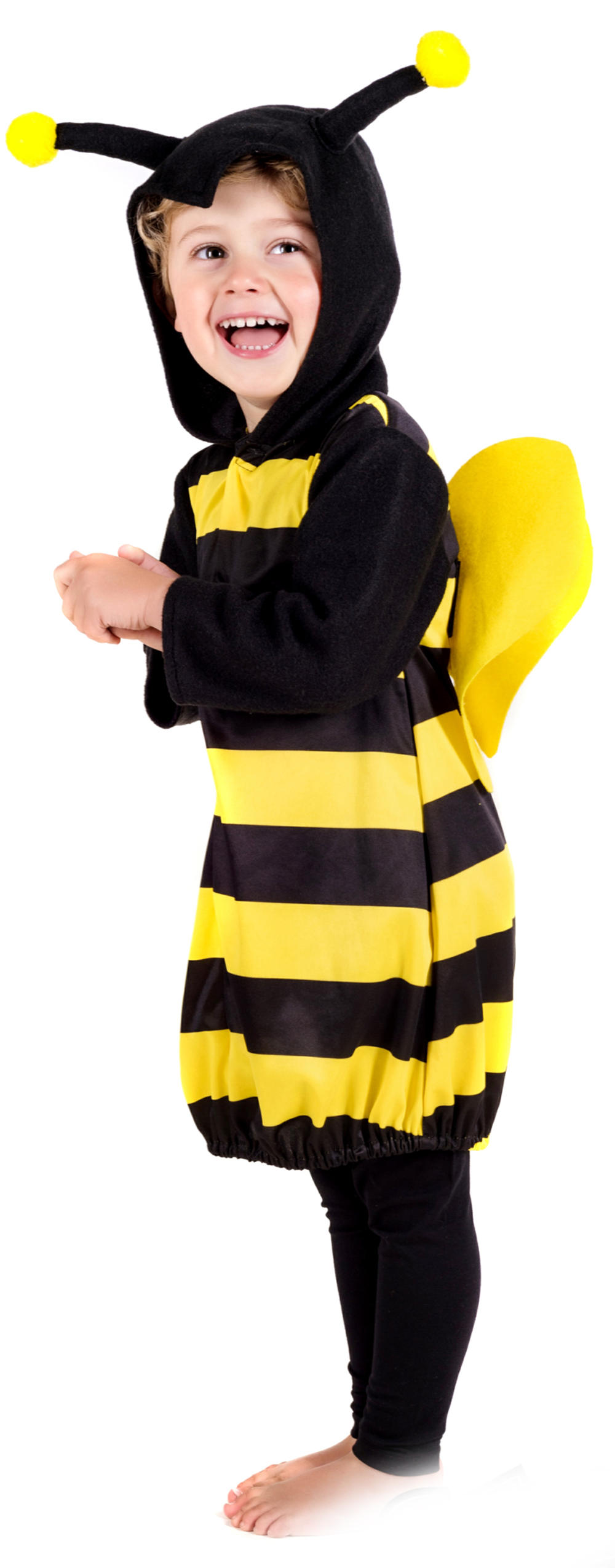 Bumble Bee Toddler Fancy Dress Animal Bug Insect Book Day Kids Infants Costume