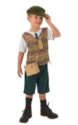 Wartime Boy Fancy Dress 1940s Childrens Kids Book Day Week 1930s Costume Outfit
