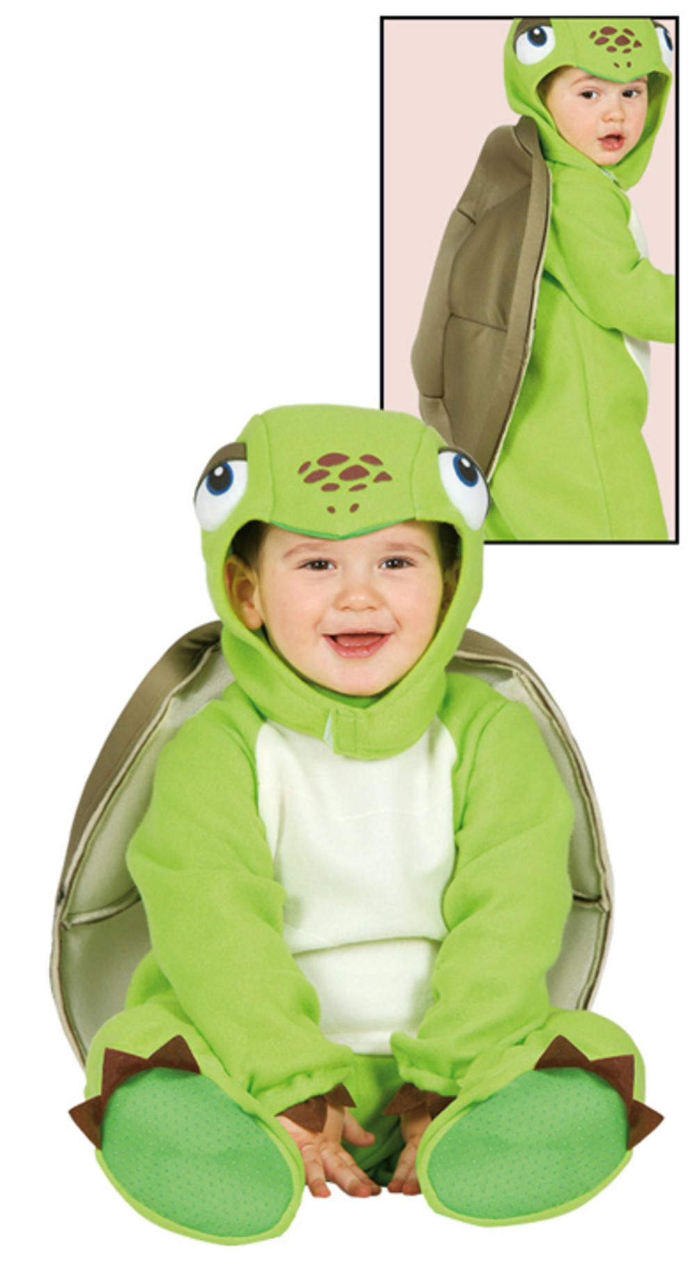 Tortoise Baby Fancy Dress Storybook Animal Turtle Boys Girls Toddler Costume New
