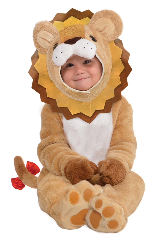 Little Lion Baby Boys Fancy Dress Animal Safari Zoo Wild Toddler Infants Costume
