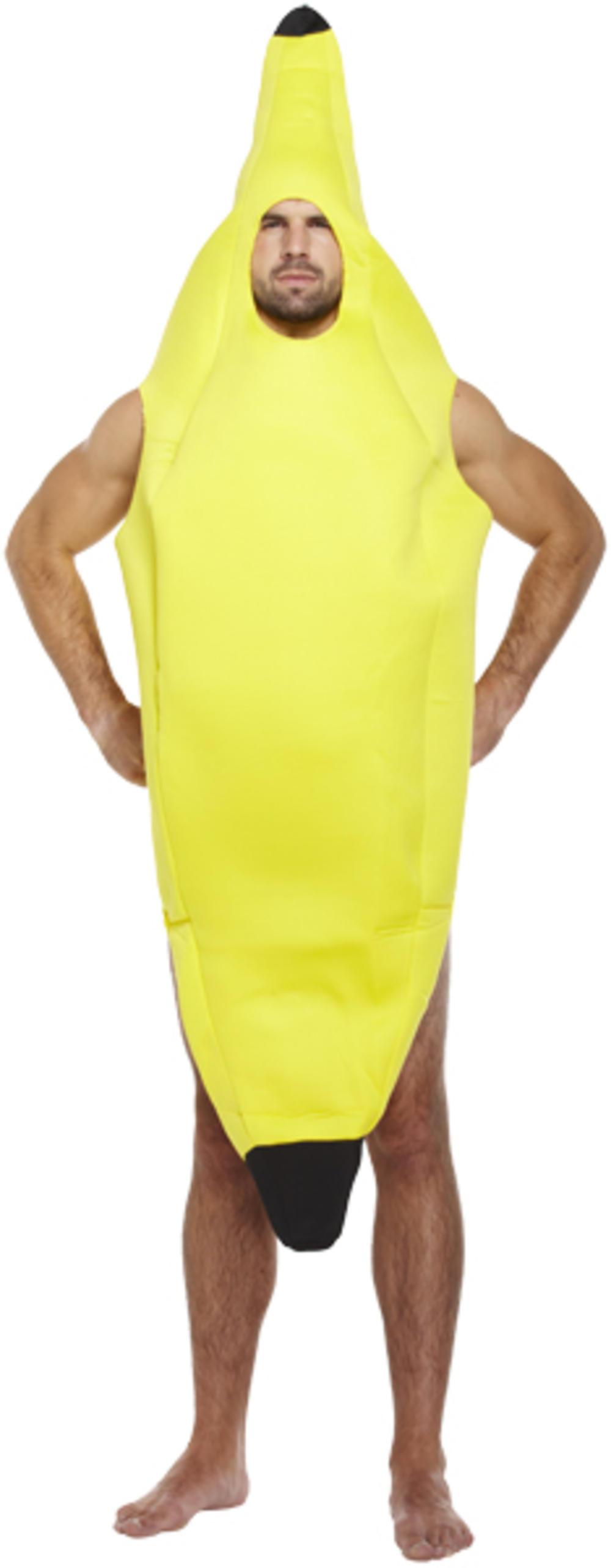 Adults Banana Costume