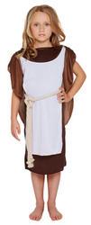 Viking Girls Fancy Dress Saxon Warrior Historical Kids Childrens Costume Outfit