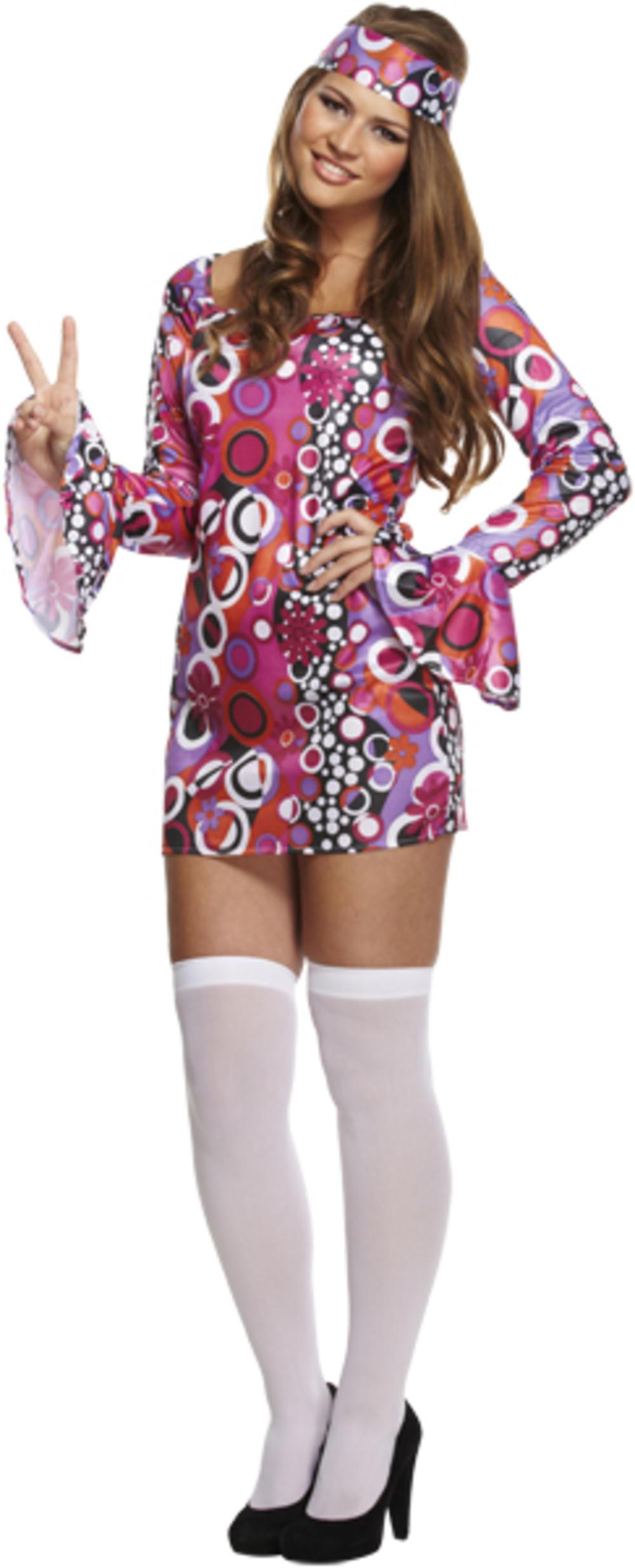 Hippie Girl Costume