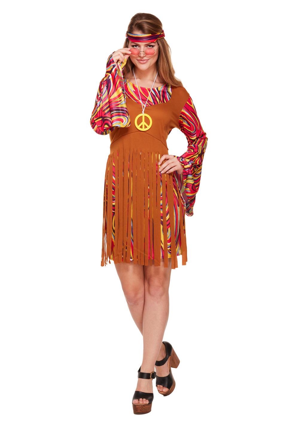 Hippie Women's Costume