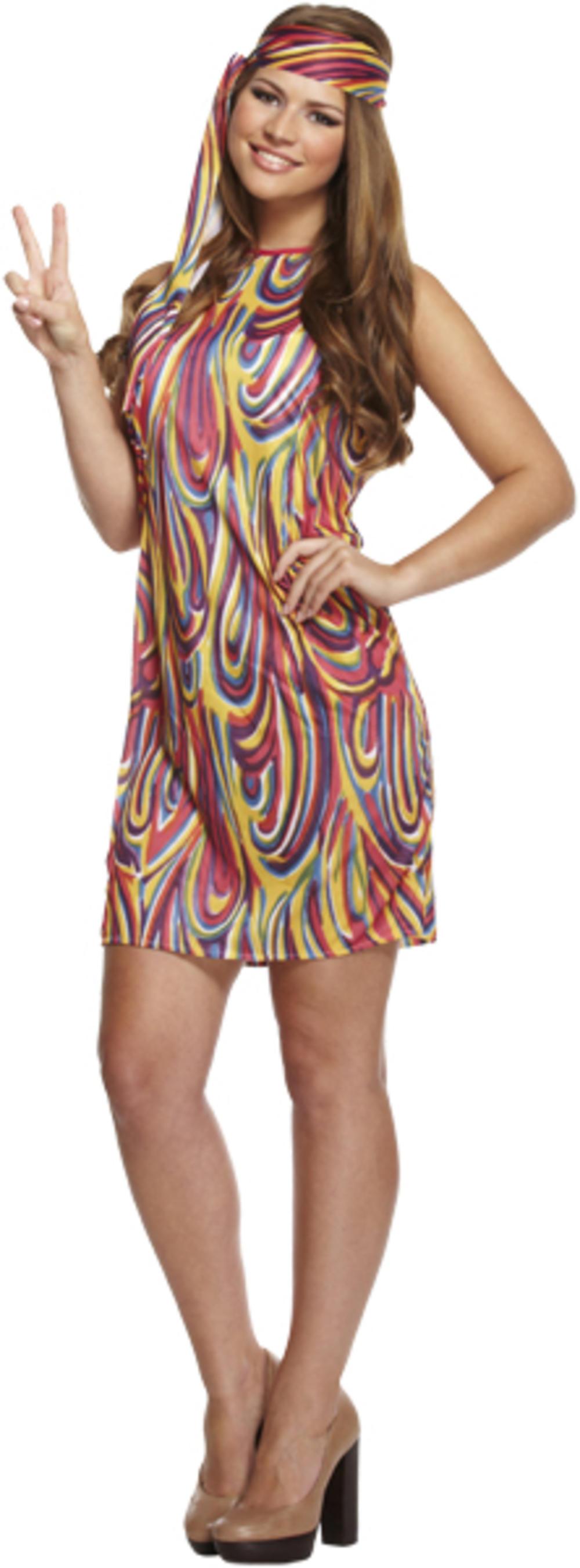 60s Groovy Girl Costume