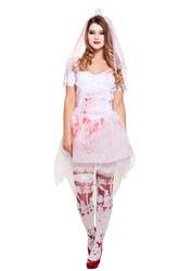 Bloody Bride Women's Costume