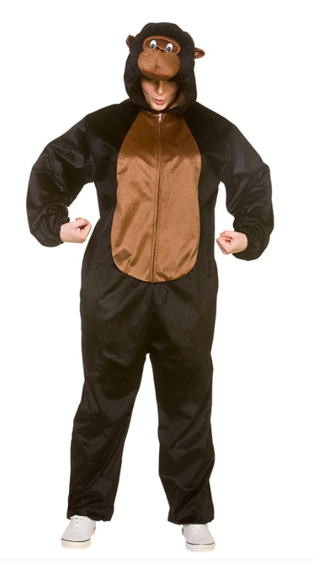 Deluxe Gorilla Adults Costume