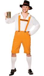Oktoberfest Bavarian Beer Man Costume