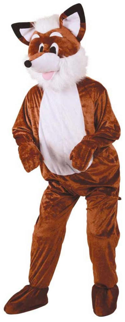 Mini Mascot Fox Costume