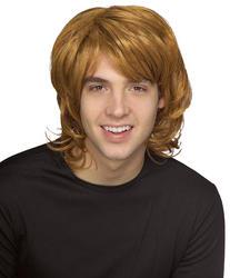 Blonde Shag Wig