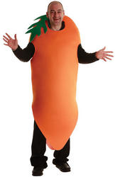 Crazy Carrot Costume