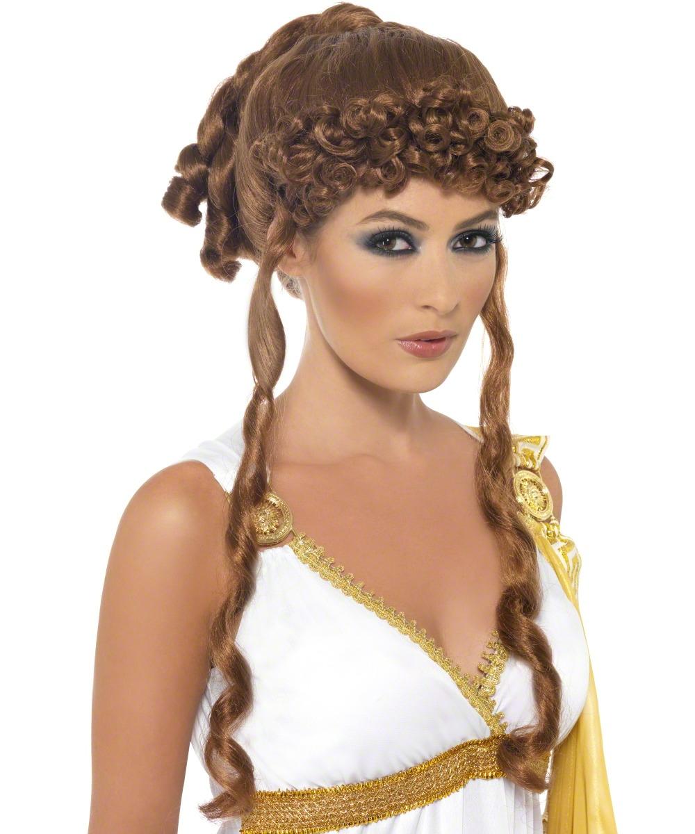 helen of troy wig ladies 39 fancy dress wigs mega fancy dress. Black Bedroom Furniture Sets. Home Design Ideas