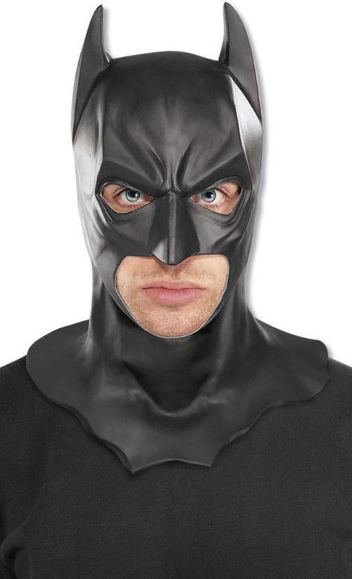 Batman Dark Knight Rises Mask