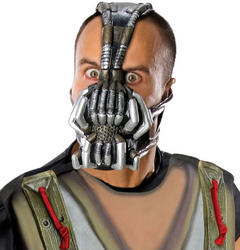 Bane Dark Knight Rises Mask