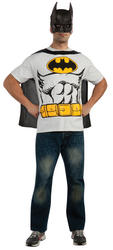 Batman T-Shirt Fancy Dress
