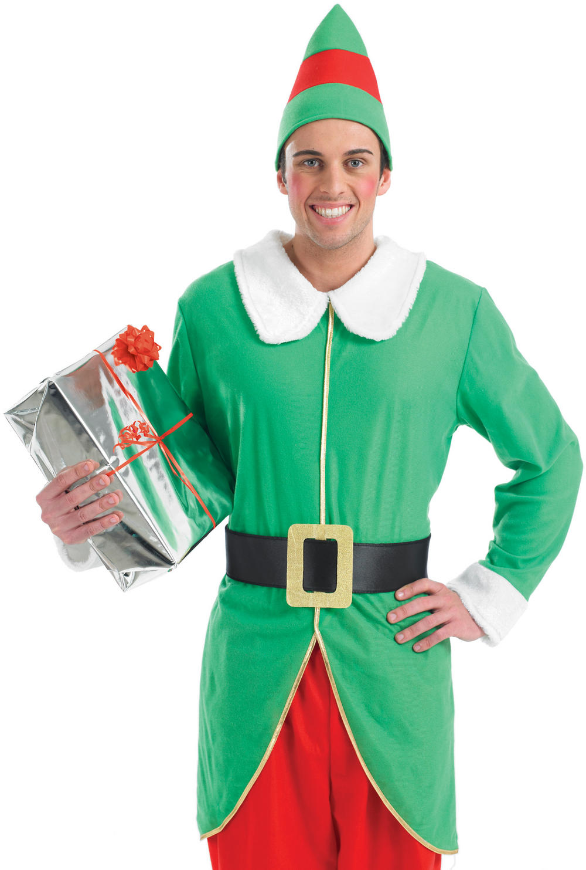 Green Elf Costume   Christmas Clearance   Mega Fancy Dress