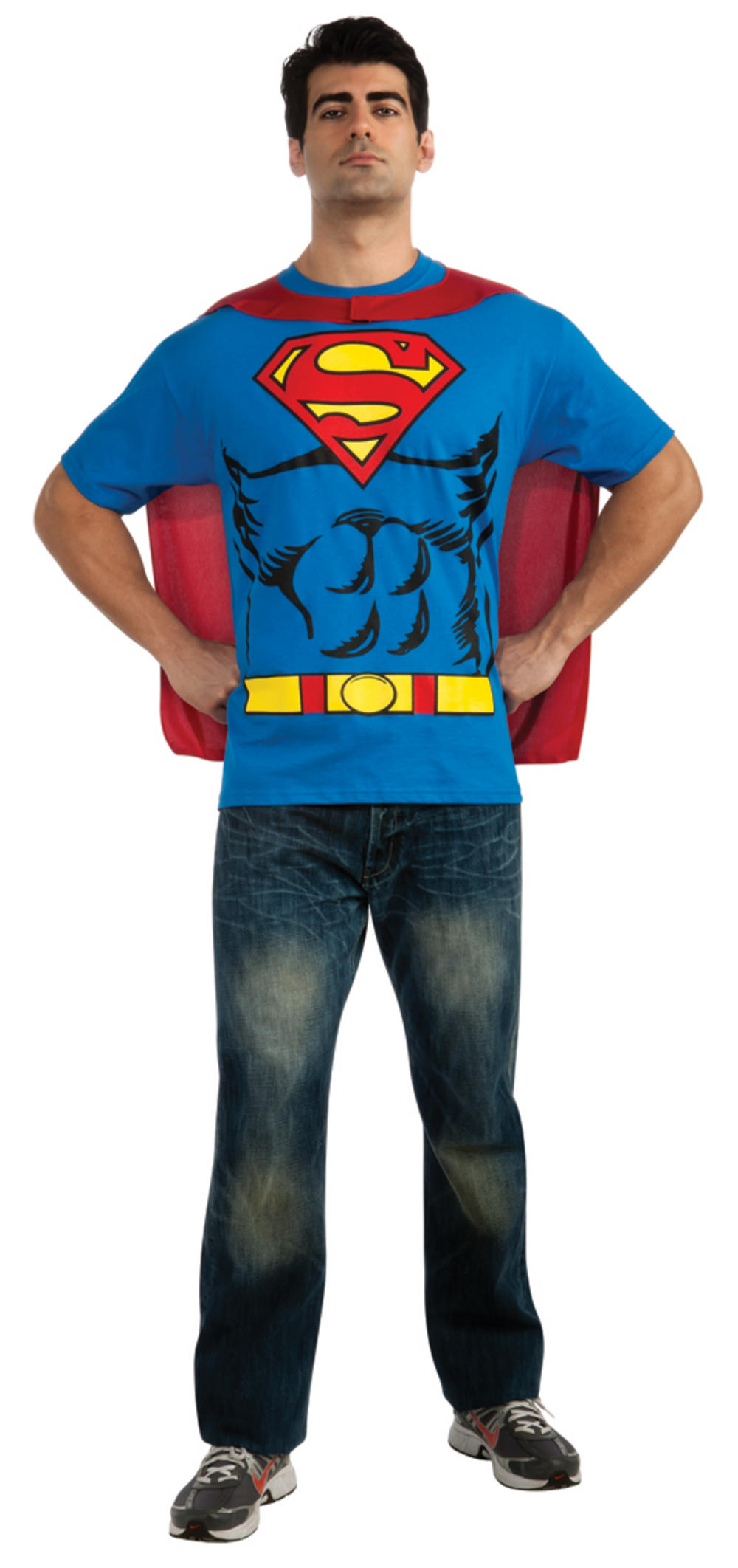 Superman T-Shirt Costume