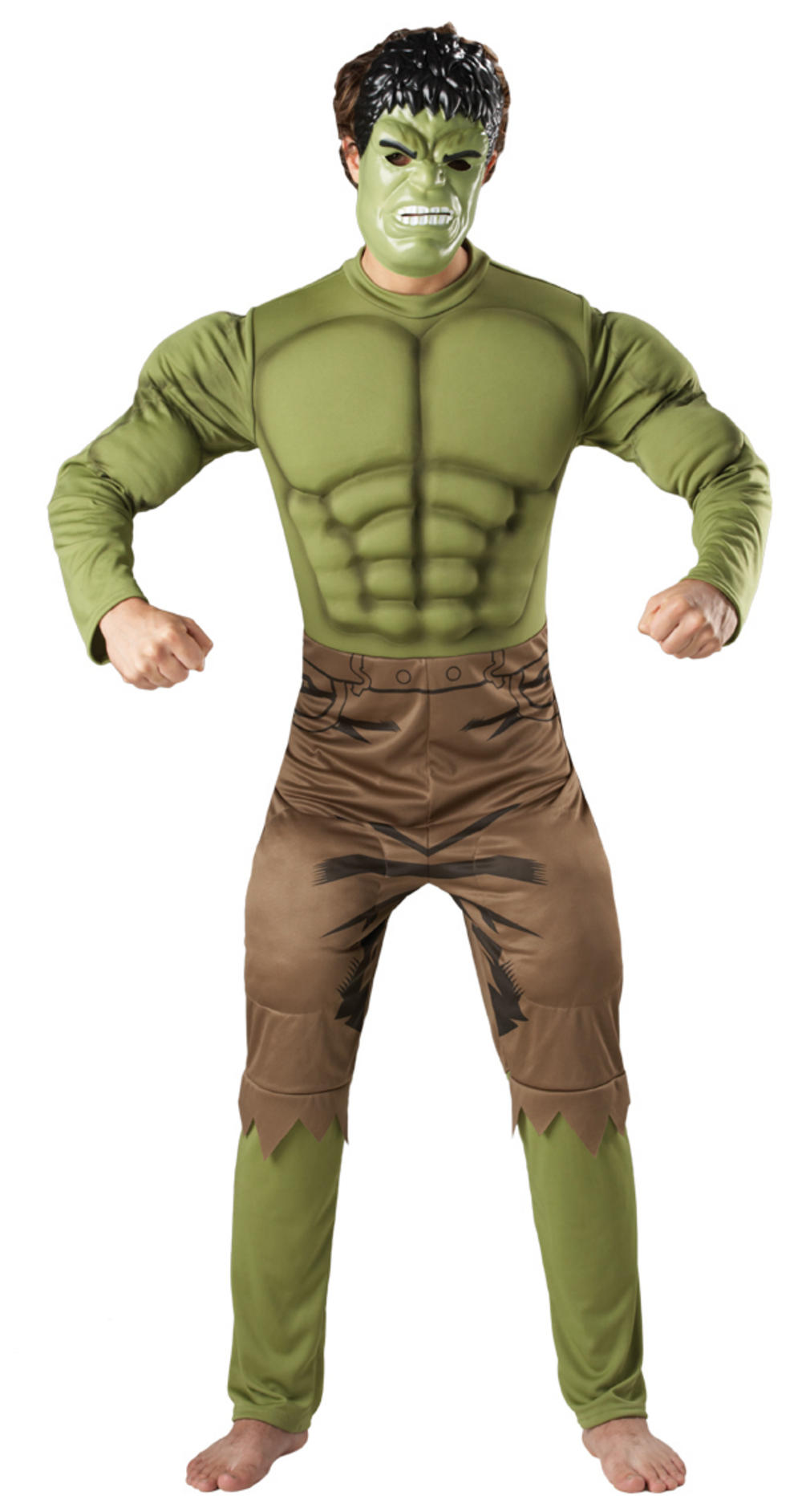 Deluxe Hulk Costume