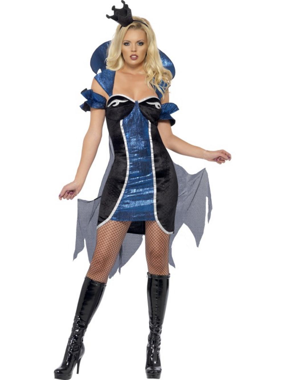 Evil Queen Halloween Costume