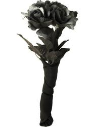 Bouquet Corpse Bride Black Roses