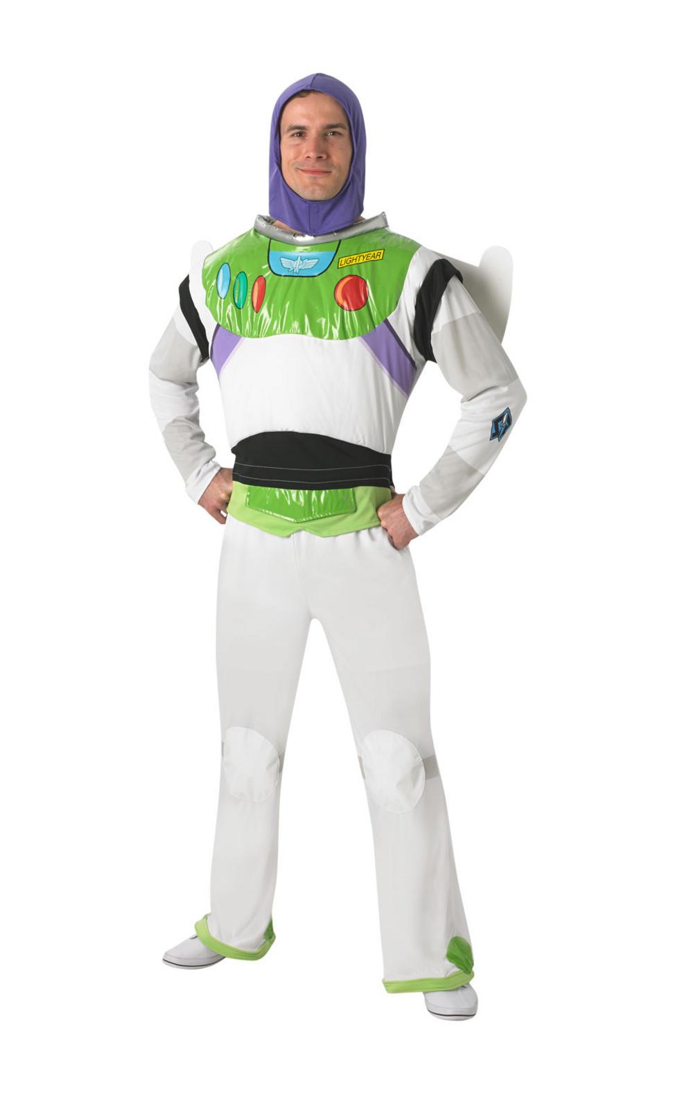 Buzz Lightyear Adult's Costume