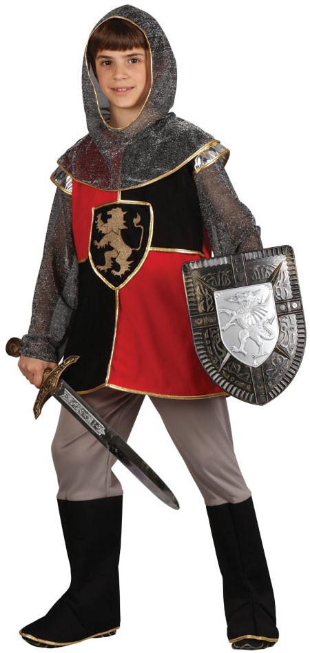 Sentinel Boys Medieval Knight Fancy Dress St Georges King Arthur Book Week Kids Costume  sc 1 st  eBay & Boys Medieval Knight Fancy Dress St Georges King Arthur Book Week ...