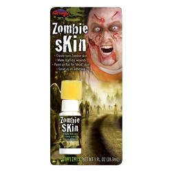 Zombie Skin Halloween Set