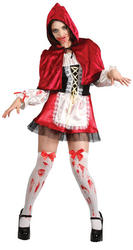Dead Riding Hood Halloween Costume