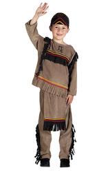 Boys Indian Costume