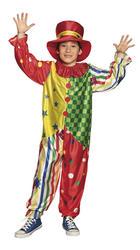 Giggles Clown Kids Costume